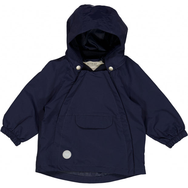 Wheat Outerwear Jakke Sveo Jackets 1015 deep sea