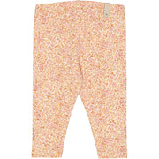 Wheat Jersey Leggings Leggings 9073 moonlight flowers