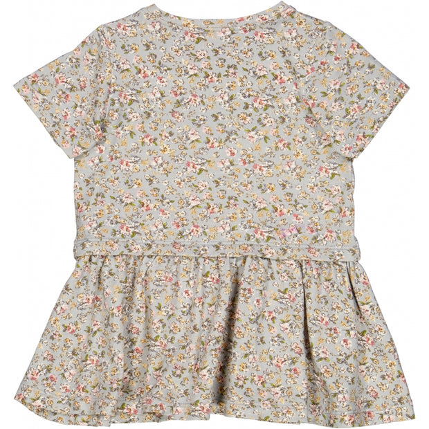 Wheat Kjole Adea Dresses 9052 dusty dove flowers