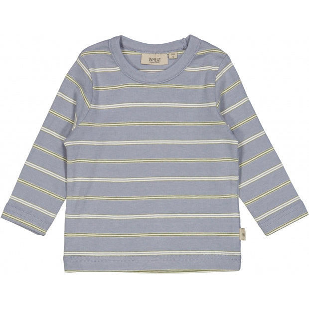 Wheat Langærmet T-shirt Lai Jersey Tops and T-Shirts 1206 dove