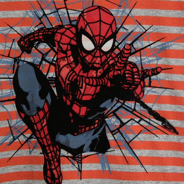 Disney/Marvel Marvel Spiderman T-Shirt Jersey Tops and T-Shirts 3315 wood