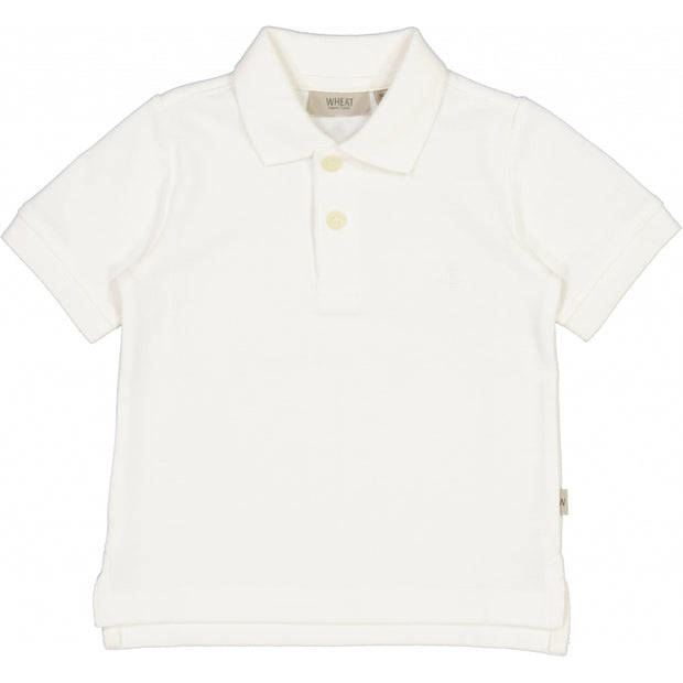 Wheat Polo Anker Jersey Tops and T-Shirts 3180 off white