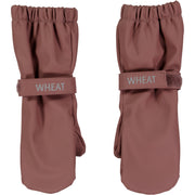 Wheat Outerwear Regnluffer Rily Rainwear 2378 plum