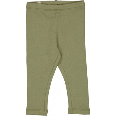 Wheat Rib Leggings Leggings 4122 sage