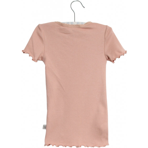 Wheat Rib T-shirt Jersey Tops and T-Shirts 2270 misty rose