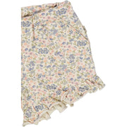 Wheat Shorts Viana Shorts 9054 flowers and seashells