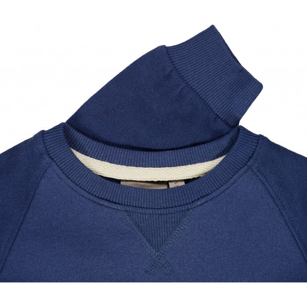 Wheat Sweatshirt Johan Sweatshirts 1014 cool blue