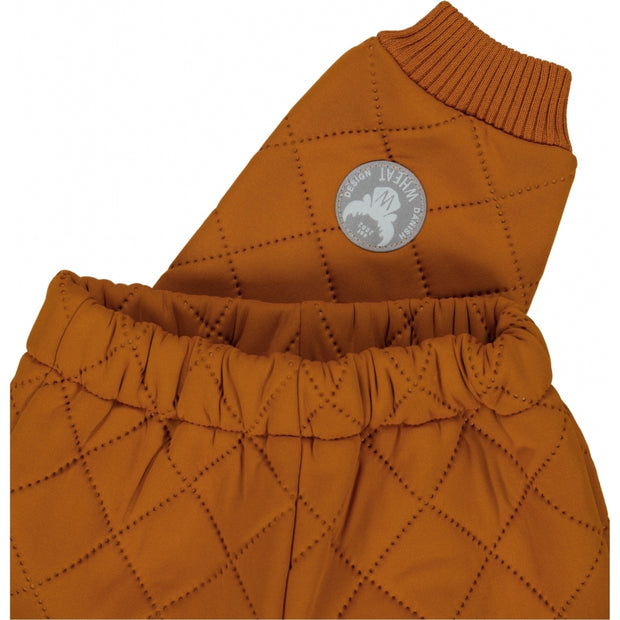 Wheat Outerwear Termobukser Alex Thermo 5085 terracotta