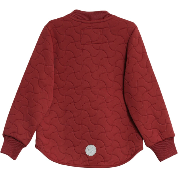 Wheat Outerwear Termojakke Loui Thermo 2105 burgundy