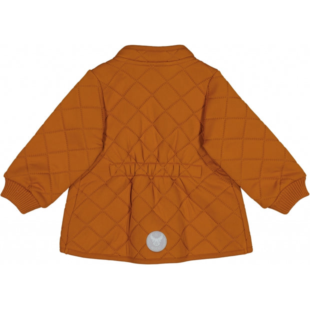 Wheat Outerwear Termojakke Thilde Thermo 5085 terracotta