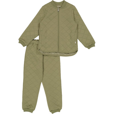 Wheat Outerwear Termosæt Frey Thermo 4214 olive