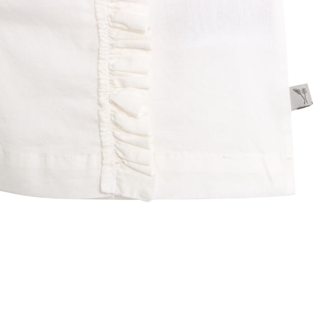 Wheat Top Nicoline Shirts and Blouses 0364 white