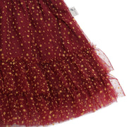 Wheat Tylnederdel Sille Skirts 2105 burgundy