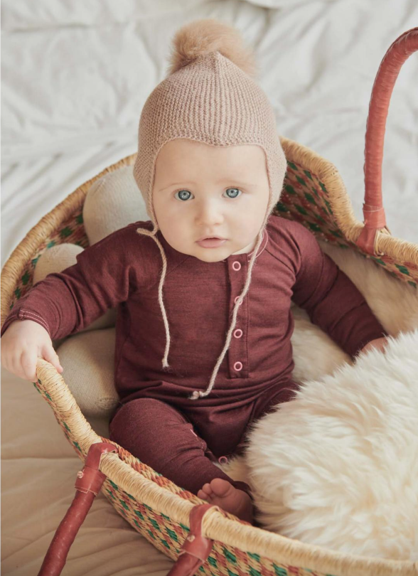 Smalls Features in Baby London Editorial Jan 2019