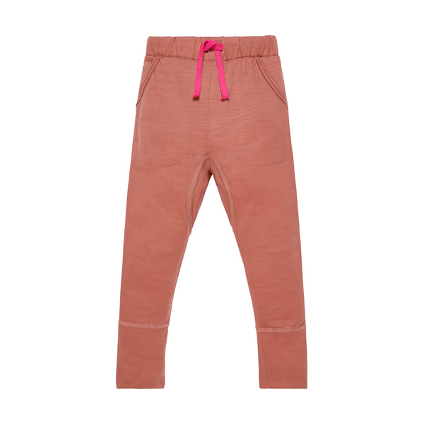 24-7 Trouser Rose Fudge