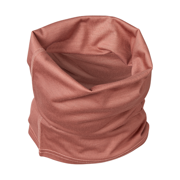 Snood Loop Rose Fudge