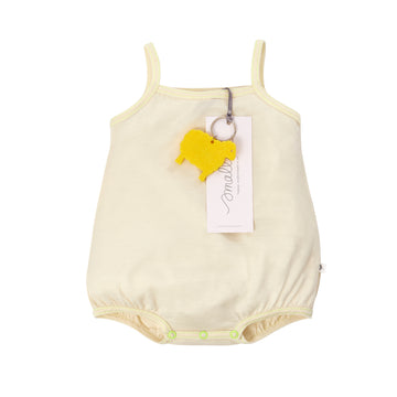 Aroha Baby Cami in Natural