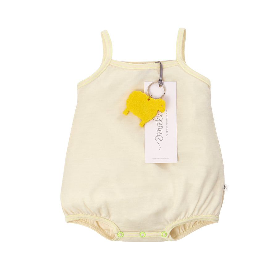 Aroha Baby Cami in Pacific