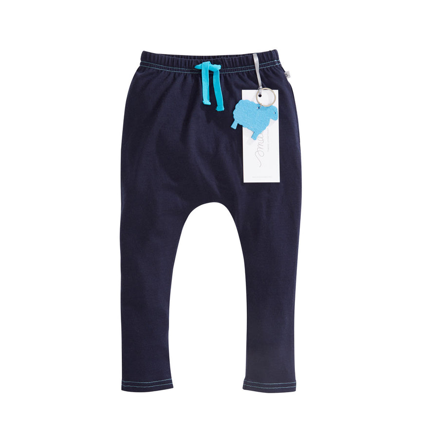 Aroha Baby 24/7 Trouser in French Navy