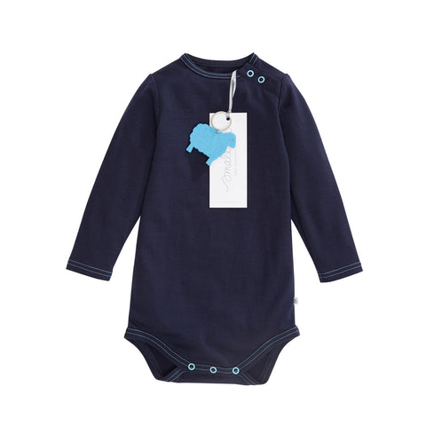 Merino Thermal Baby Aroha Bodysuit<h6>- Available in 3 colours</h6>