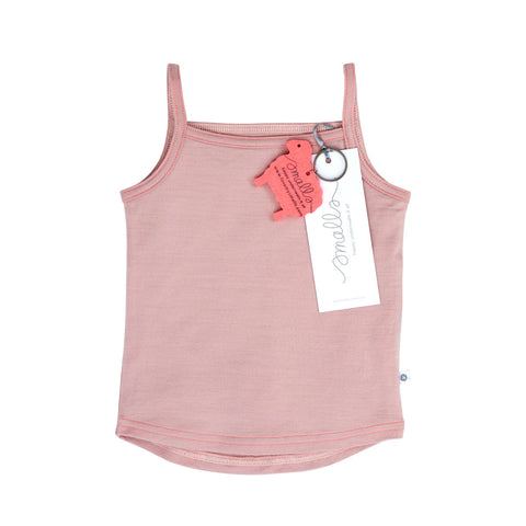 Merino Camisole Vest <h6>- NEW Available in 2 colours</h6>