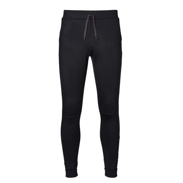 Mens Ever24/7 Trouser in 280g Italian Spun Merino - Charcoal