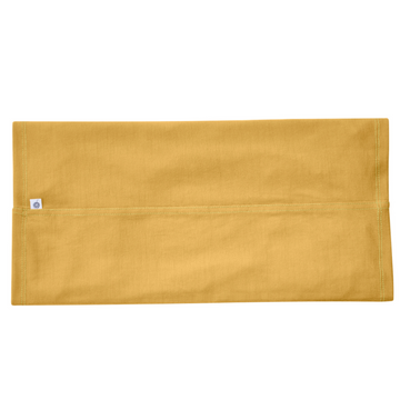 The Snood Scarf 'Loop' in Mustard