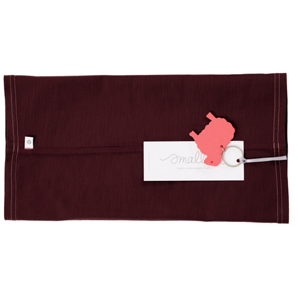 Snood Loop Berry Marle