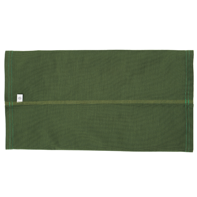 The Snood Scarf 'Loop' in Forest Green