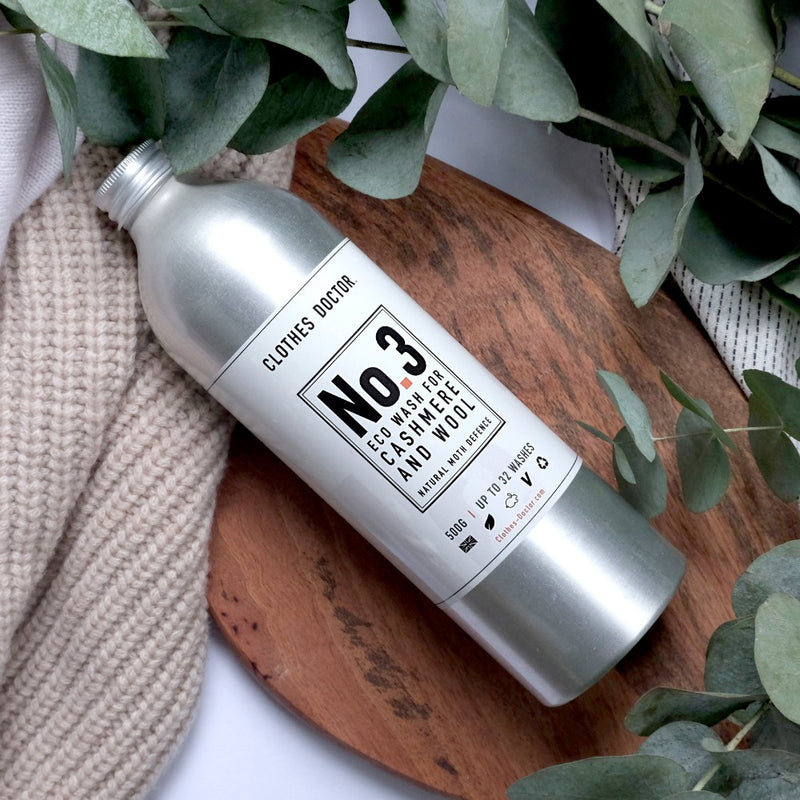 CLOTHES DOCTOR ECO WASH FOR CASHMERE AND WOOL