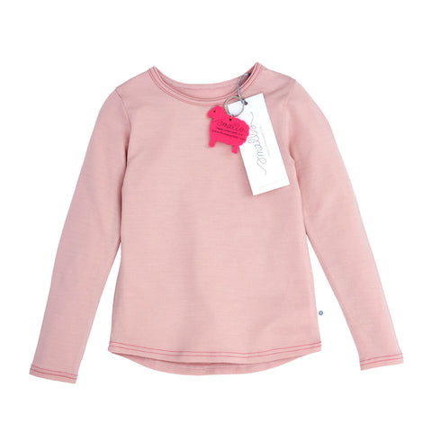 Merino Thermal Kids Long Sleeve Top<h6>- Available in 8 colours</h6>