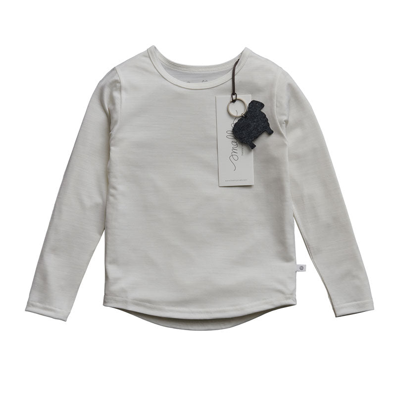 SMALLS X HARRODS exclusive Alpine White Long Sleeve