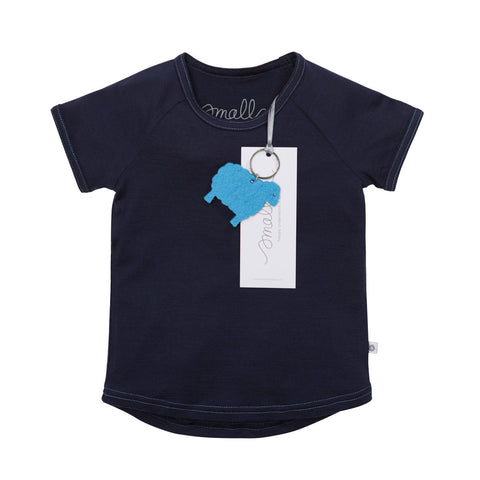 Merino Thermal Kids Raglan T-Shirt<h6>- Available in 5 colours</h6>