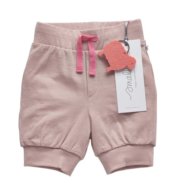 The Best Shorts in Misty Rose