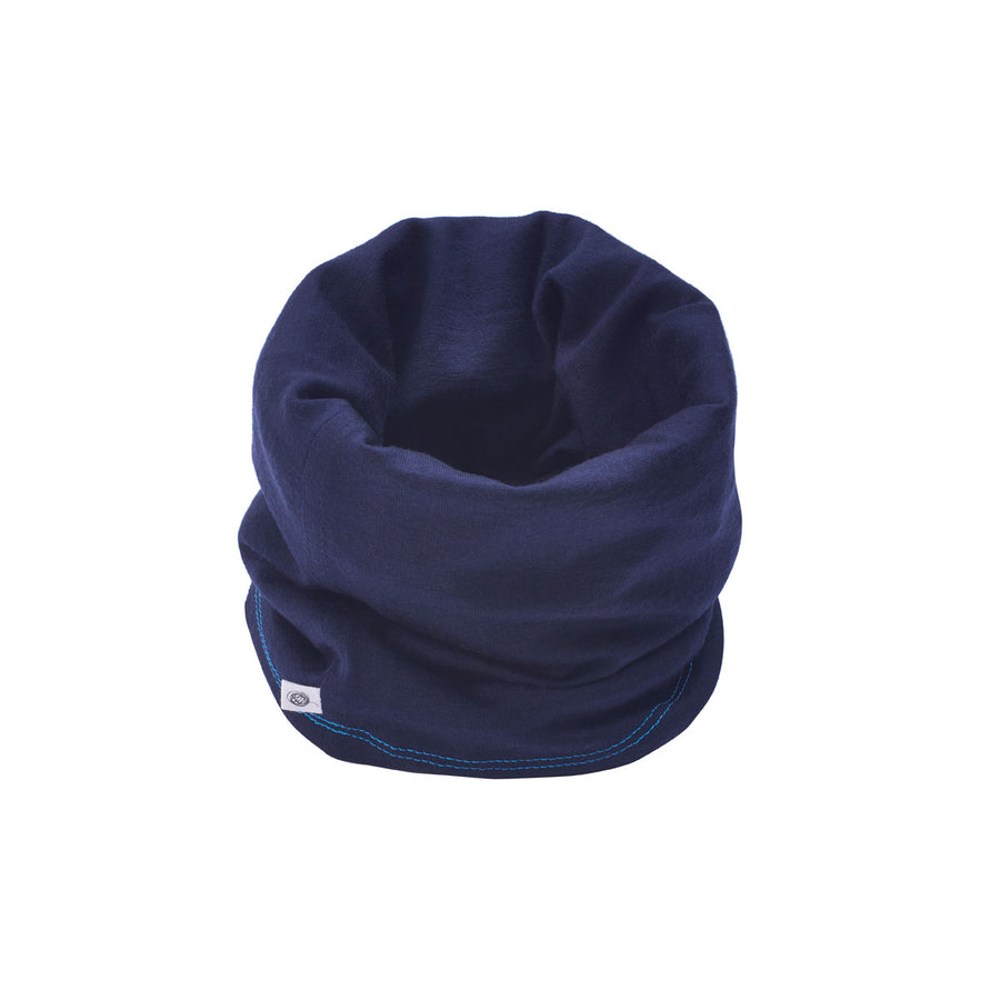 The Snood Scarf 'Loop' in Navy