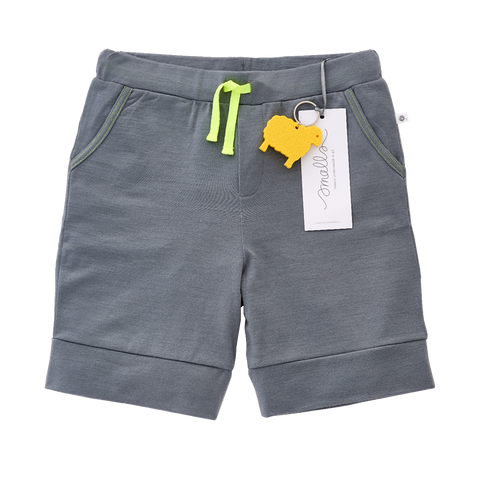 Lightweight Summer Merino Shorts 0-12years