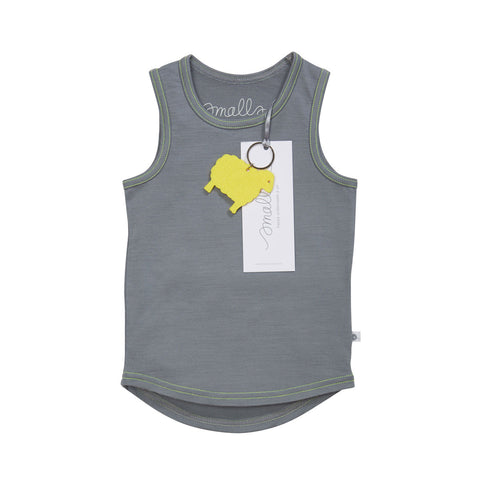 Merino Thermal Kids Vest Top<h6>- Available in 6 colours</h6>