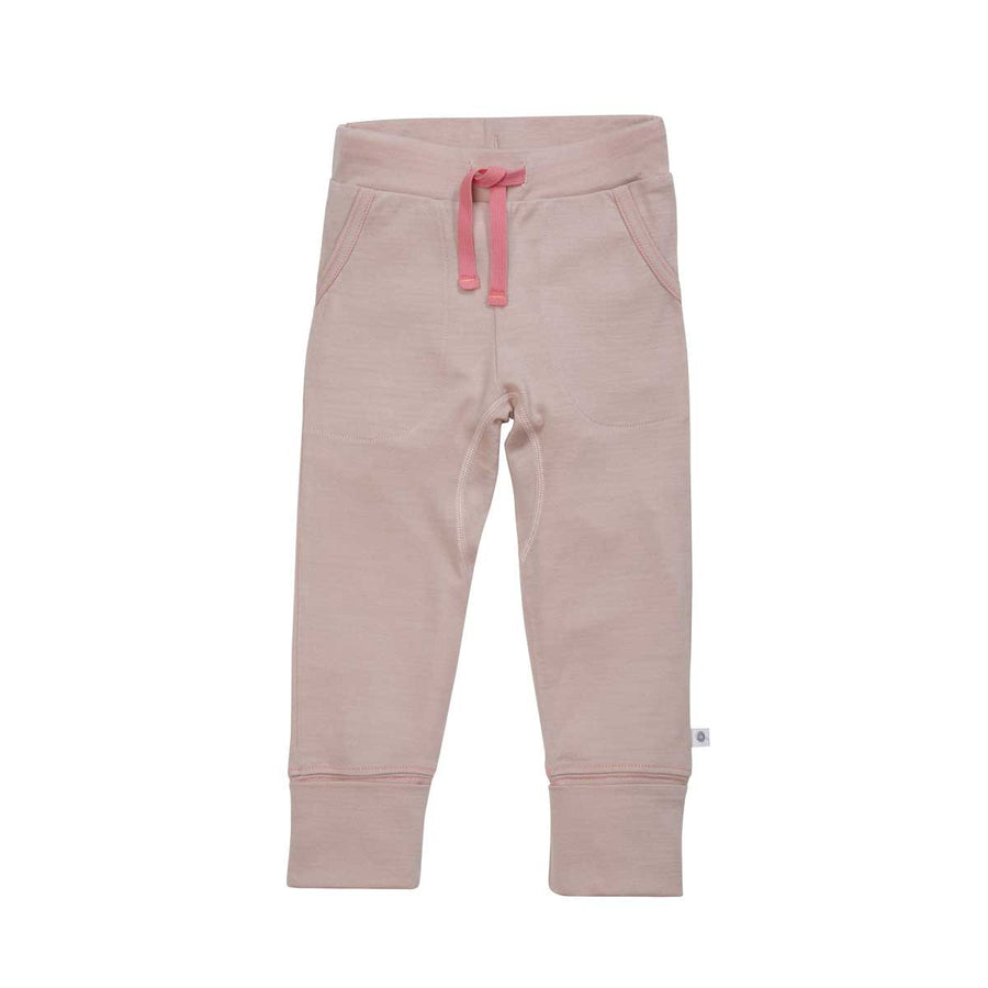 The 24/7 Trouser in Grey Pink