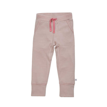 The 24/7 Trouser in Misty Rose