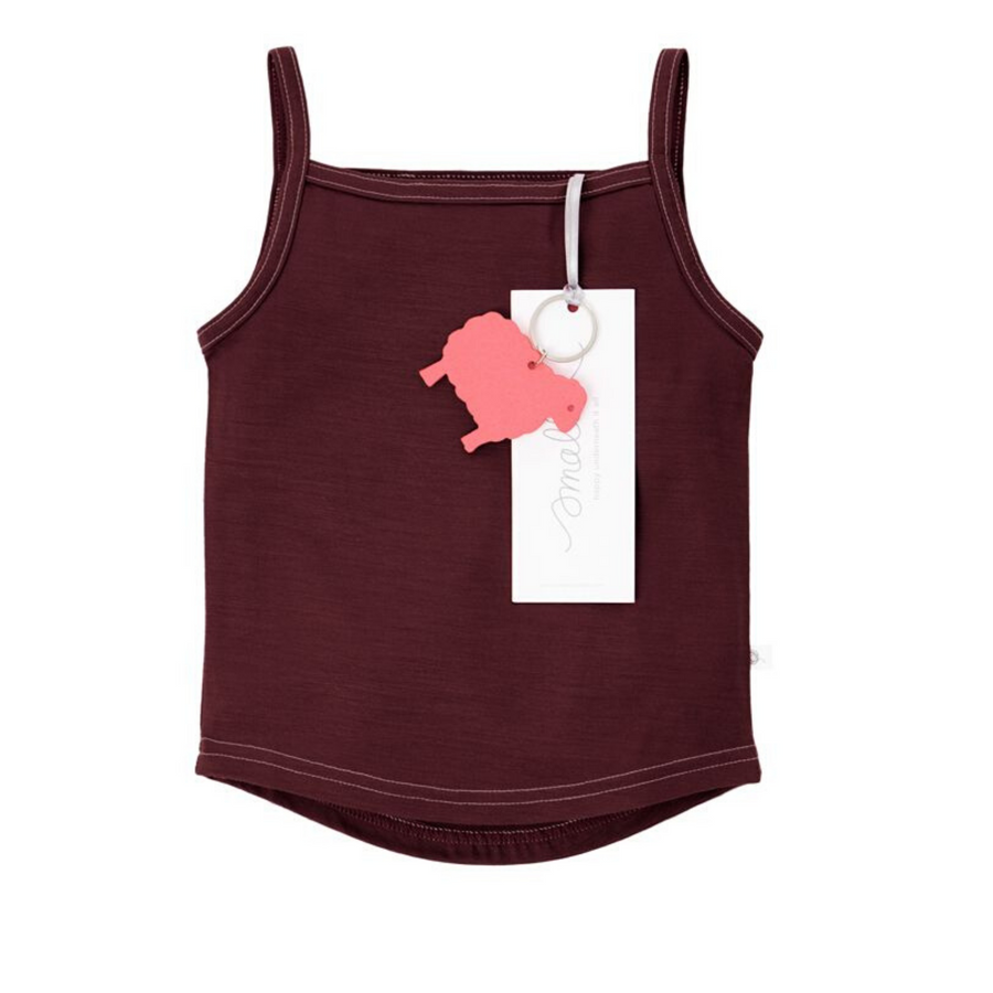 The Cami in Berry Marle