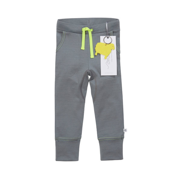 24-7 Trouser Grey Yellow