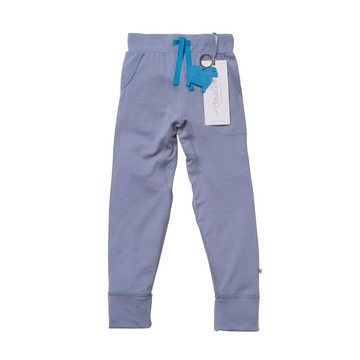 The 24/7 Trouser in Steel Blue