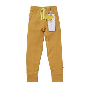 The 24/7 Trouser in Mustard