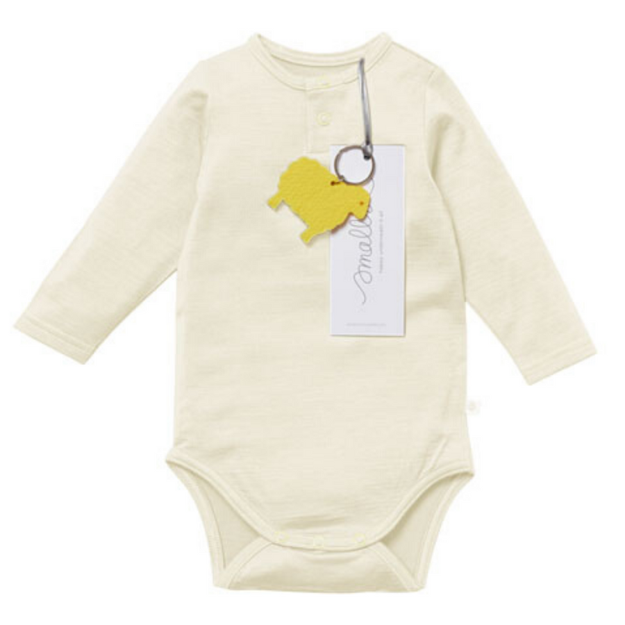 Aroha Baby Bodysuit in Forest Green