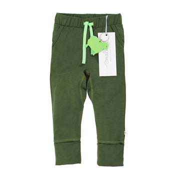 The 24/7 Trouser in Forest Green