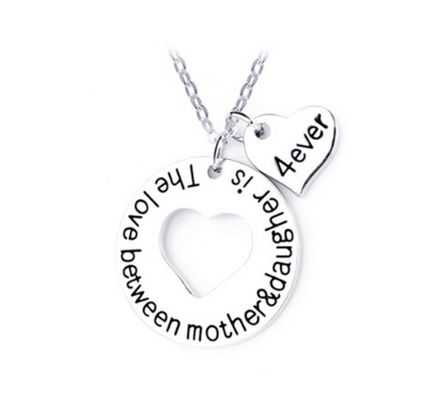 Mother/Grandmother & Child Necklace