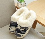 Plush Winter Slippers