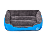 Plush Dog Bed