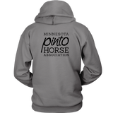 MPTHA Official Hoodie (black back logo)