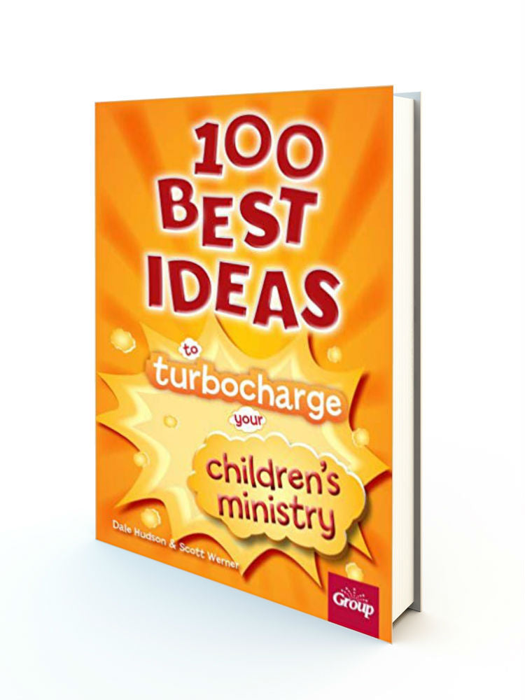100 Best Ideas to Turbo Charge Your Children's Ministry - Redemption Store
